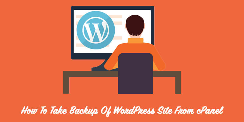 How To Take Backup Of WordPress Site From cPanel